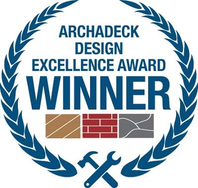 Archadeck winner logo