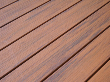 Deck flooring details