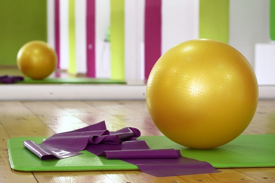 Exercise items