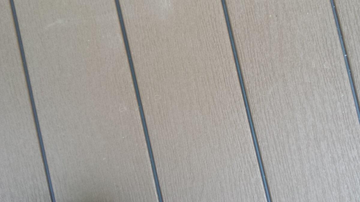 Deck floor detail