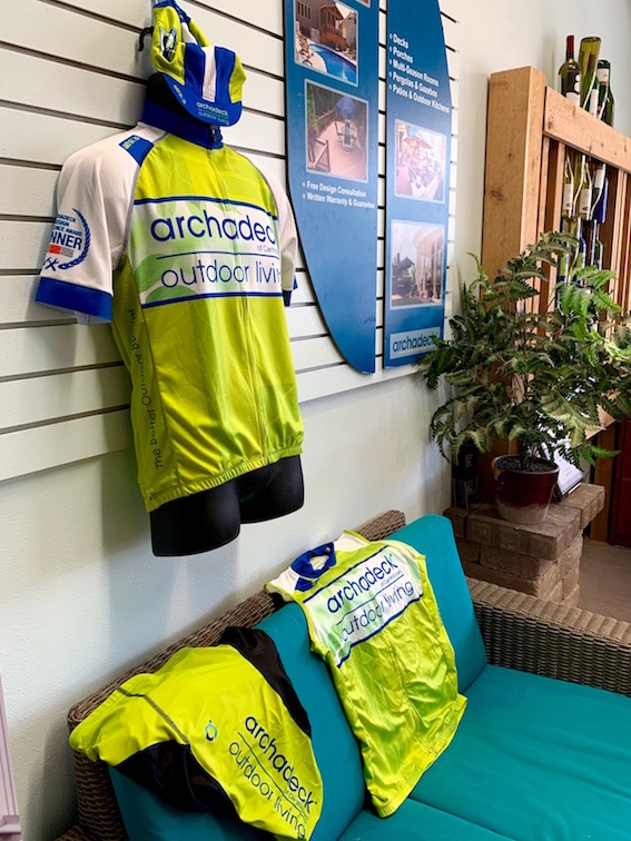 Team Archadeck Bike Kits