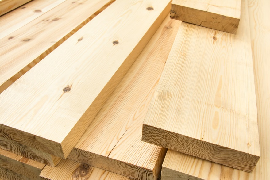 Exploring the reasons behind today's lumber prices.