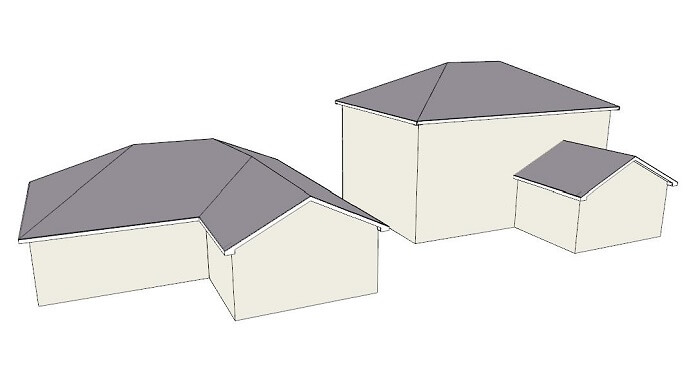 Roofing design