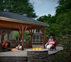 Archadeck patios and hardscapes
