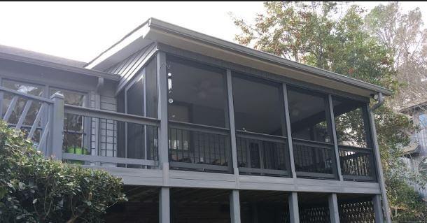 Irmo Screened Porch