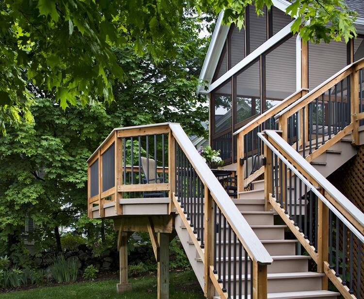 Cornelius NC Screened Porch Design by Archadeck