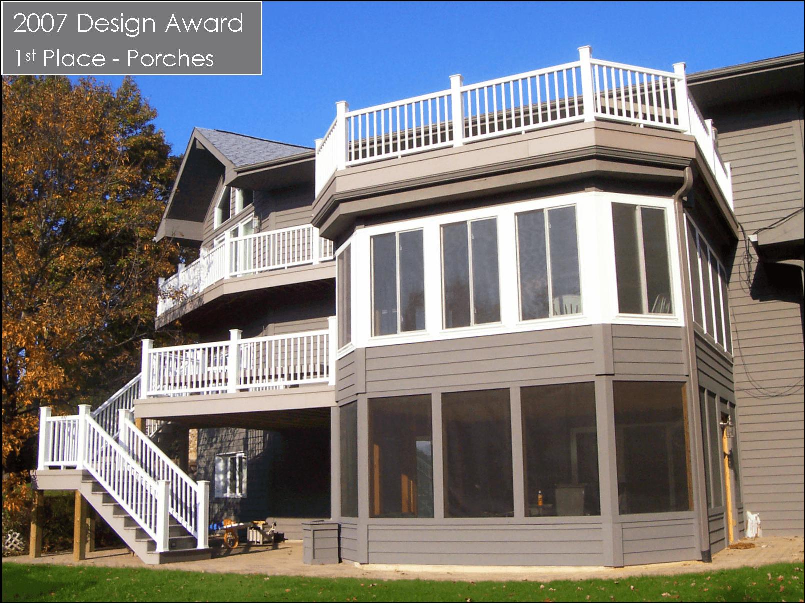 2007 screen porch design