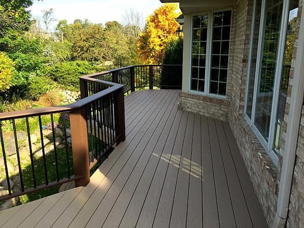 TimberTech deck