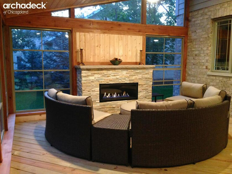 screened porch builder