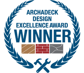 Archadeck Design Excellence Award