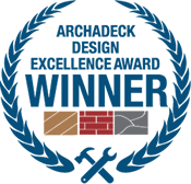 Company design award logo