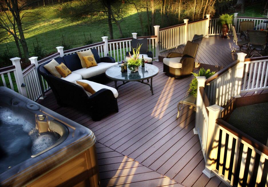 Herndersonville TN Composite Deck Contractor
