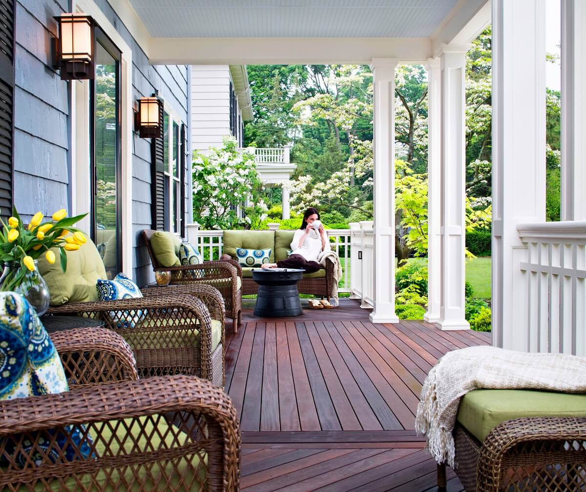 A new front porch or portico addition gives your Nashville home a new face