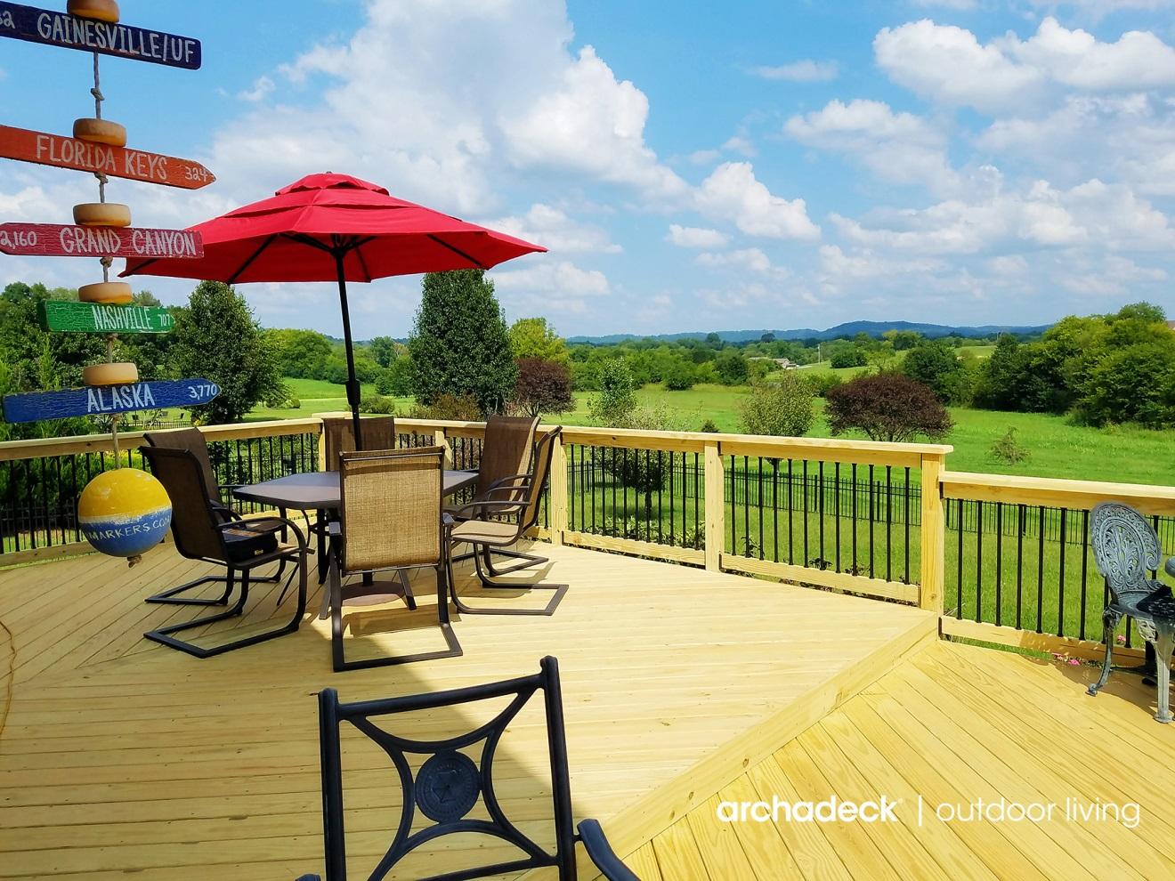 Nashville Deck Design is About More Than Appearances.