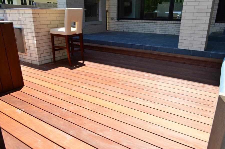 patio deck details