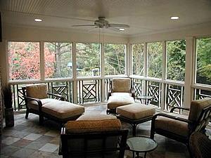 Piedmont Triad Nc Screened Porch