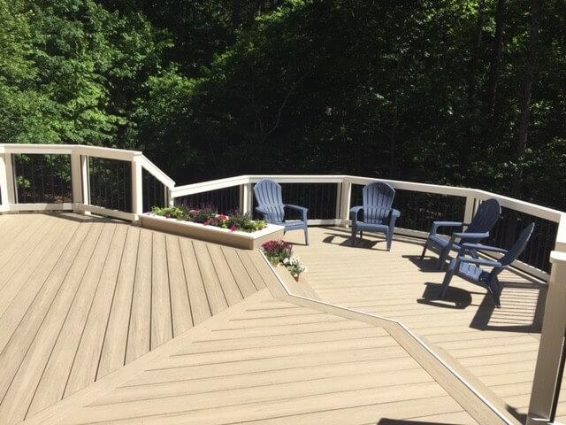 Durham Composite Deck Builder