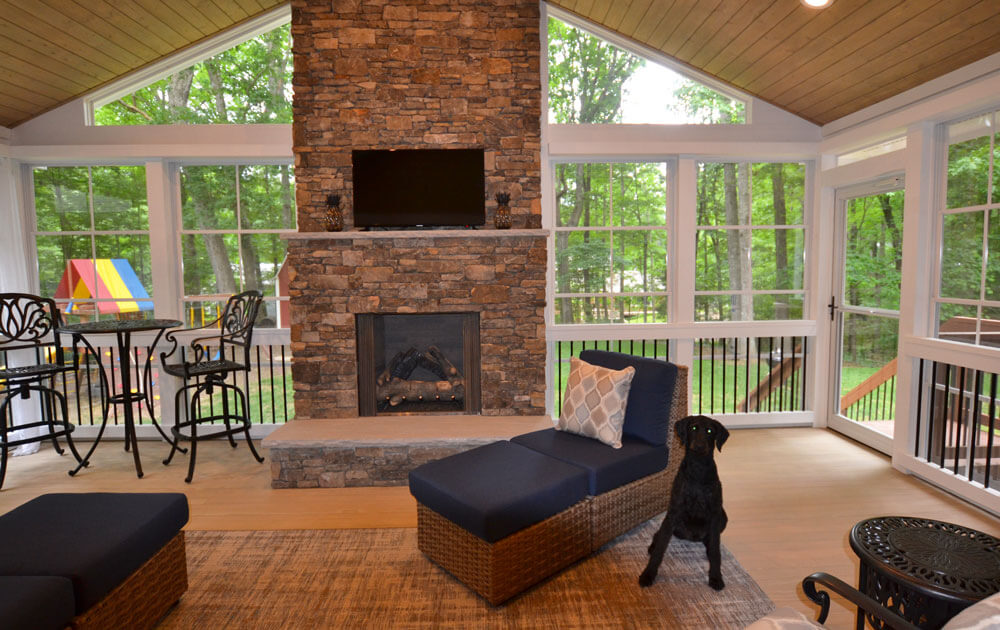 Eze-Breeze porches are trending in 2019