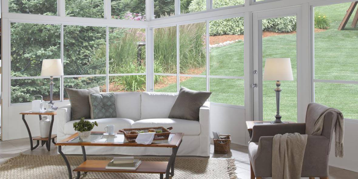 Eze Breeze Porches for Outdoor Living with Allergies