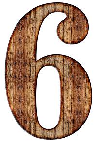 Six (6)