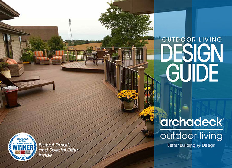 Outdoor Living Design Guide Cover