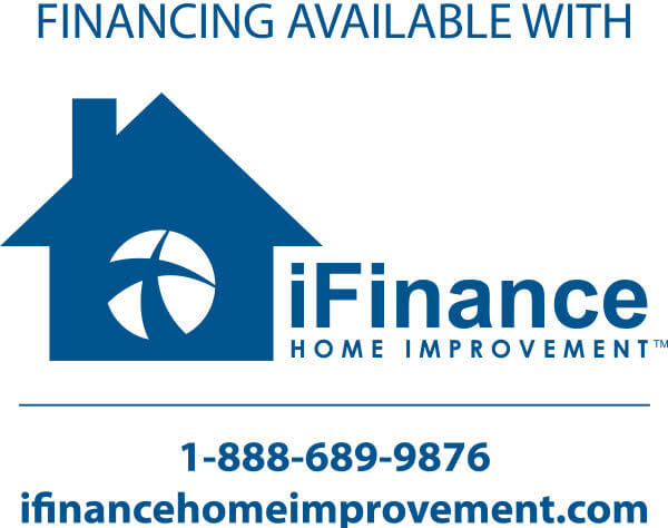Financing Available with iFinance Home Improvement